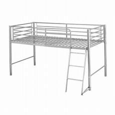 lpd limited saturn mid sleeper bed in silver furniture123