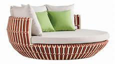 apricot modern outdoor chaise lounge daybed icon