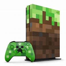 xbox one s 1tb minecraft limited edition console the