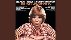 The Night The Lights Went Out In Georgia Movie Soundtrack The Night The Lights Went Out In Georgia Youtube