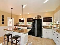 small l shaped kitchen designs with island l shaped kitchen designs hgtv