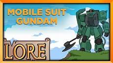 mobile suit gundam anime mobile suit gundam 0079 lore xl universal century