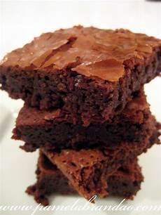 receita de brownie brownies supernaturais pam b