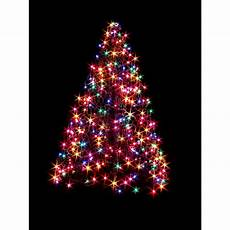 Wire Christmas Tree With Led Lights Crab Pot Trees 4 Ft Indoor Outdoor Pre Lit Led Artificial
