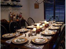 Allyson Jane: Thanksgiving Dinner {From Scratch}