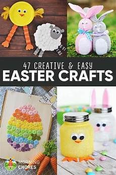 90 creative easy diy easter crafts for your to make