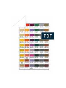 Rail Color Chart Internationalpaint Ral Colour List Pdf Blue Green