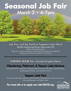 Seasonal Jobs Seasonal Job Fair Scheduled For March 2 Mwcd
