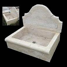 lavello travertino lavandino lavello lavabo in travertino alzata marmo
