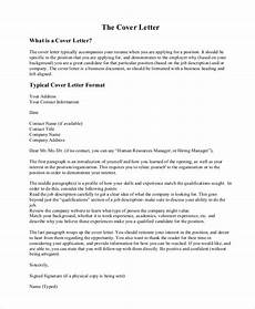 Intro Letter Sample Free 9 Sample Cover Letter Introduction In Pdf Ms Word