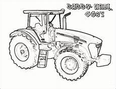 traktor ausmalbilder deere das beste dessin de