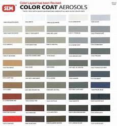 Sem Trim Paint Color Chart Sem Paint Nastyz28 Com