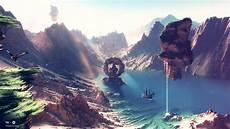 Digital Artwork Artwork Digital Art Planet Lake Art Wallpapers