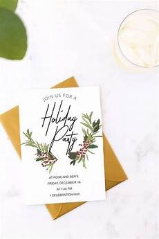 Party Invite Maker Free The Perfect Printable Party Invite To Give Out This