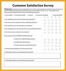 Customer Satisfaction Form Client Satisfaction Survey Templates Free Customer