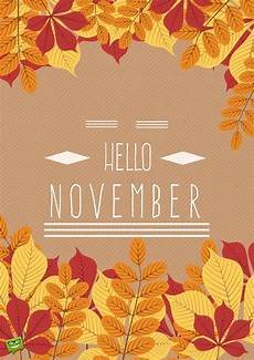 November Calendar Quotes Hello November Quotes For The Month Of Gratitude