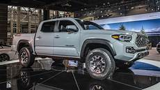 2020 toyota tacoma 2020 toyota tacoma truck revealed at chicago auto