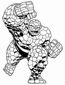 Malvorlagen Superhelden Coloring Book Marvel Heroes