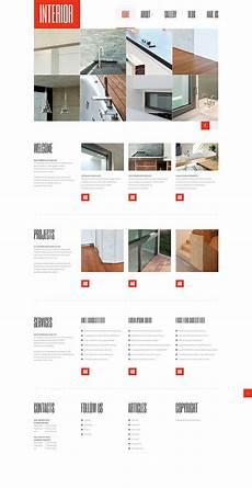 Interior Design Website Templates 39 Interior Design Website Templates Free Amp Premium