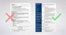 Best Way To Look For A Job 19 Professional Resume Profile Examples Amp Section Template