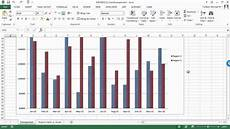 Using Vba To Create Charts In Excel Creating Comparison Charts Using Excel Vba Youtube