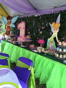 Tinkerbell Themed Birthday Party Ideas Tinkerbell And Friends Birthday Party Ideas Photo 10 Of