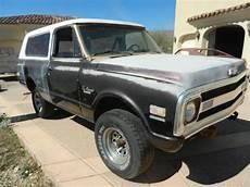 1970 70 Chevrolet Chevy K5 Blazer 4x4 For Sale Chevrolet