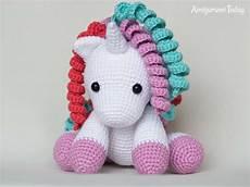 baby unicorn amigurumi pattern amigurumi today