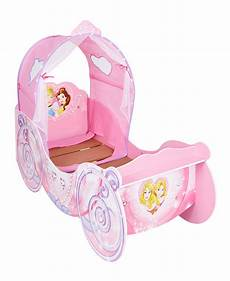 disney princess carriage feature toddler bed plus fully