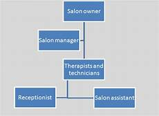 Day Spa Organizational Chart Dovile Bortkeviciute Spring Term Project Wkc Task 2 B