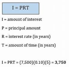 Principle And Interest Calculator Principal Amount Definition Amp Formula Video Amp Lesson