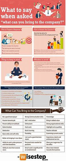 What Skills Can You Bring What To Say When Asked What Can You Bring To The Company