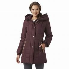 womwn coats metaphor s hooded puffer coat