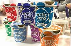 Arctic Zero New Light Ice Cream New Packaging At Winter Fancy Food Show 2018 New Hope
