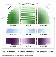 Barrymore Theater Seating Chart Ethel Barrymore Theatre Seating Chart Ethel Barrymore