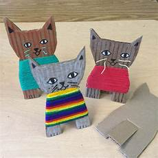 cardboard kittens more 183 projects for