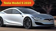 tesla by 2020 tesla model s 2020 redesign