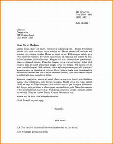 Sample Letter Heading Formal Letter Heading Bravebtr