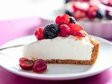 desserts cheesecake easy no bake cheesecake recipe serious eats