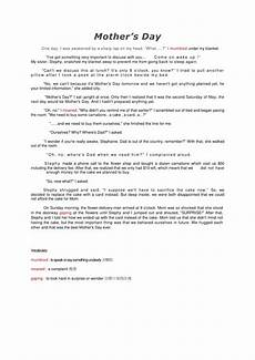 Mother Essays Mothers Day Essay