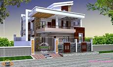 2nd Floor House Design In India Indian Home Exterior Designs Gallery Styles Of Homes