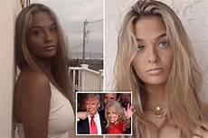 kellyanne conway s daughter claudia hits trump for