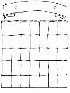 Free Blank Printable Calendars Printable Blank Calendar Pages Activity Shelter