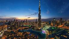 Dubai Night Lights Night Lights In Dubai Hd Wallpaper