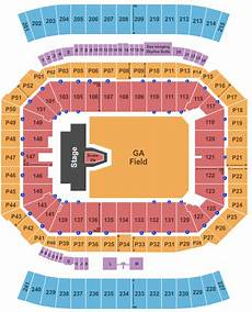 Metallica Philadelphia Seating Chart Metallica Orlando Tickets 2017 Metallica Tickets Orlando