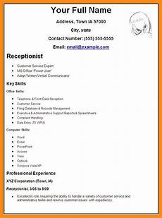 Resume Build 12 13 How To Build A Good Resume Examples