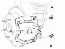 Hyundai Elantra Replacement Rear Disc Brake Repair