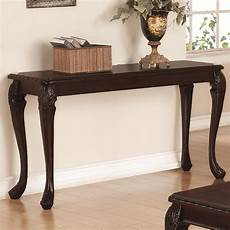 occasional traditional detailed sofa table quality