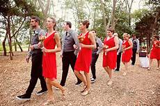 Wedding Party Processional Wedding Party Processional Ceremony Walk