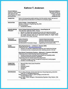 Resumes For Graduating College Students Best Current College Student Resume With No Experience